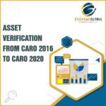 Asset Verification: From CARO 2016 to CARO 2020